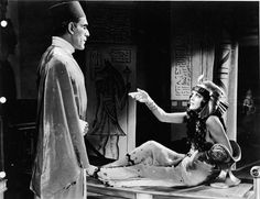 The Mummy Movie 1932 | from the mummy