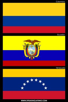 flag from colombia