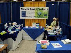 Norwex Trade Show Booth On Pinterest Vendor Booth Mug