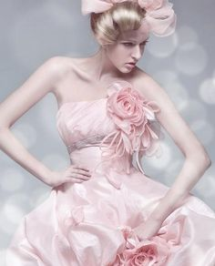 Pink Blush Gown