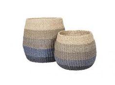 Samba Tahiti Set of 2 Baskets