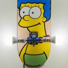 Skateboard Light, Vaulting