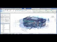 How to bring a Point Cloud into Autodesk Revit.wmv - YouTube