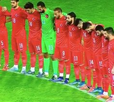 Turkish Fans Chant 'Allahu Akbar' After Booing Moment Of Silence For France