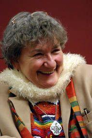 Dr. Maggie Hodgson, visionary