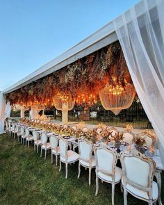 """LEBANESE WEDDINGS on Instagram: """"This wedding setup caught us by heart 💫 Welcoming guests to this beautiful alfreco bohemian celebration accented with wild flowers and…"""" Wedding Table Setup, Wedding Set Up, Wedding Reception Decorations, Wedding Ideas, Lebanese Wedding, Ballrooms, Rustic Lighting, Autumn Wedding, Wild Flowers"""