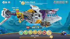 Hungry Shark World Cheat - Unlimited Coins, Unlimited Gems, All Sharks Unlocked Megamouth Shark, World Generator, Shark Games, All Sharks, Species Of Sharks, Eminem Photos, Future Games, Play Hacks, Reef Shark