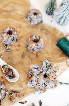 mein Feenstaub – DIY, Deko und Rezepte: {DIY} Vogelbuffet für den Winter
