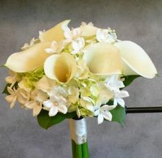 Bouquet copo-de-leite