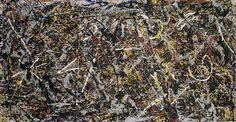 Collection Online | Jackson Pollock. Alchemy. 1947 - Guggenheim Museum