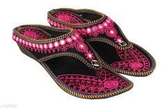 Flats Ethnic Velvet Women's Footwear  *Material* Velvet  *UK/IND Size* IND - 4, IND - 5, IND - 6, IND - 7, IND - 8, IND - 9  *Description* It Has 1 Pair Of Women's Footwear  *Work* Embroidery  *Sizes Available* IND-8, IND-9, IND-4, IND-5, IND-6, IND-7 *   Catalog Rating: ★4.1 (117)  Catalog Name: Femme Ethnic Velvet Women's Footwear Vol 2 CatalogID_130941 C75-SC1071 Code: 812-1070317-