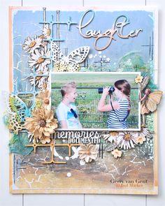 Laughter+{49+and+Market} - Scrapbook.com
