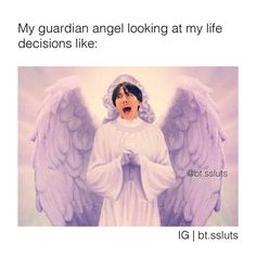 He's our angel he's our hope