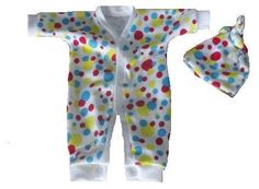 trendy premature baby clothing 1-2lb by Nanny Nicu TM at Cheeky Chums online