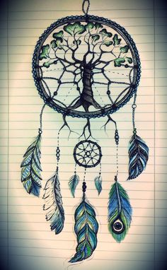 ynn.io for the youth @ Tree Dreamcatcher ✿ ✿