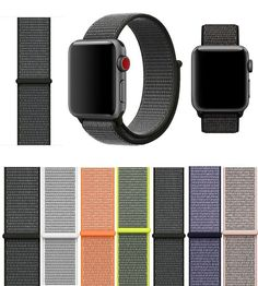 df766d1bcc0 Nylon Bands – Affordable Apple Watch Bands