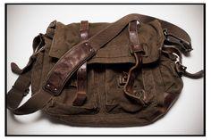 Belstaff Colonial Shoulder Bag