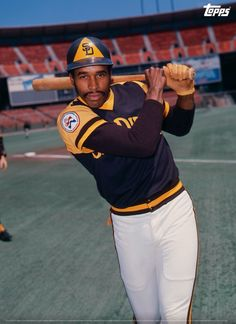 Dave Winfield, San Diego Padres -   Daniel and Blake swear their MLB allegiances to the San Diego Padres!