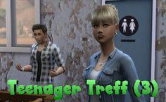Sims 4 Welt Story – Teenager Treff (3) | nowa24 Sims Blog Sims 4 Stories, 4 Story, Teenager, Blog, Blogging