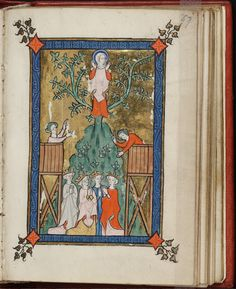 Rothschild Canticles - Beinecke MS 404