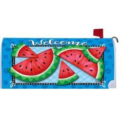Welcome Watermelon Mailbox Cover - Default Title / 606861