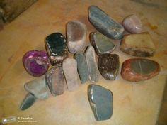Poliersteine Tadelakt Stone