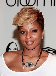 Mary J. Blige, HAIR | MARY J. BLIGE has rocked as many hairstyles as she has hits.