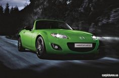 I used to want a Mazda mx5 when i was wee purely cause my name is Maz...