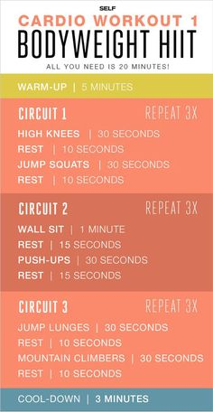 Cardio Workout - Body Weight HIIT | Posted By: AdvancedWeightLossTips.com Men and Women Are Sculpting The Body You Deserve — in Just 21 Minutes a Day — No Matter Your Age Or How Fit You Are Today