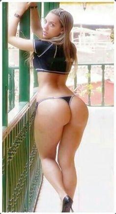 Can not blonde latina ass me
