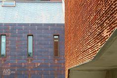 Atelier fleuriste and house, Chieri (Photo: Marco Boella)