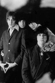 A 1967 shot of The Jeff Beck Group