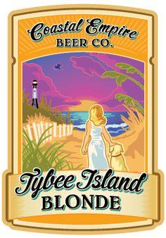 Tybee_Blonde..Coastal Empire