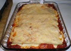 Olive Garden Lasagna Recipe