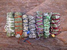 Sage Bundles via Love, Adorned