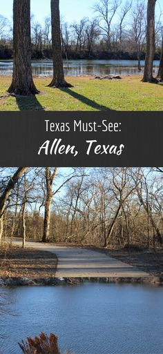 Looking for a suburb filled with gorgeous parks? Look no further than Allen, Texas.