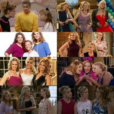 Dj , Stephanie and Kimmy edit on We Heart It - Füller Full House Memes, Full House Funny, Full House Quotes, Full House Tv Show, Full House Cast, Hannah Montana Tv Show, Nickelodeon Game Shows, Ice Queen Adventure Time, Hull House