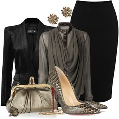"""Dress to Impress"" by laaudra-rasco on Polyvore"