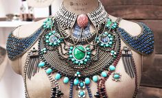 Bohemian Chic is the name of the game at DANNIJO Jewels. http://www.imaginefashion.com/windows/shopper/dannijo