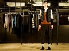 undecorated MAN Fall Winter 2013 Collection