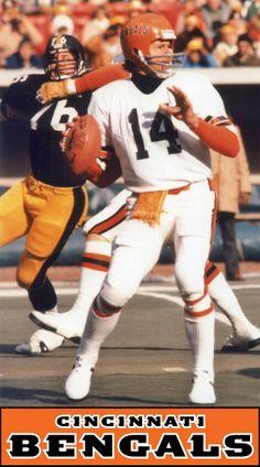 Sports-Football-Cincinnati Bengals-Vintage-Ken Anderson