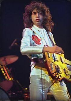 Jimmy Page. #LedZeppelin