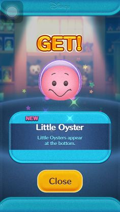 How cute is this little oyster?