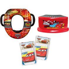 Potty Training Kit - Disney Cars #2