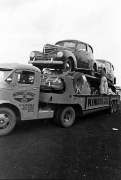 Vintage hauler