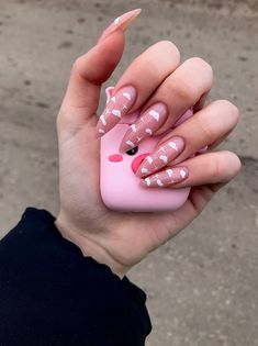 In search for some nail designs and ideas for your nails? Listed here is our listing of must-try coffin acrylic nails for modern women. Clear Acrylic Nails, Summer Acrylic Nails, Pastel Nails, Acrylic Nail Designs, Summer Nails, Clear Nail Designs, Swag Nails, My Nails, Bling Nails