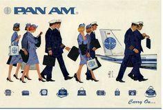 Pan Am, Pan American, Pan American Airways Bags Gifts Apparel