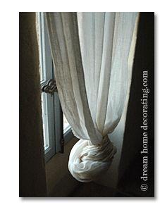 Fresh Long Narrow Curtains