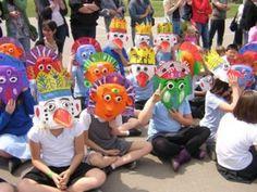 steve elliot upper elementary/MS masks