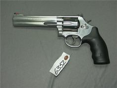 New Toy. .357 Smith & Wesson Magnum w/ 7 shots. I only gotta hit you once coward; and my aim is impeccable!